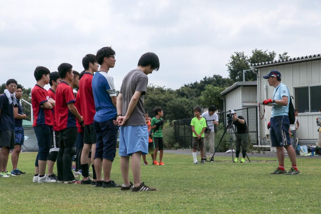 盛夏雪合戦2016開会式