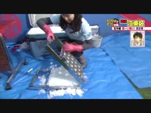 新型雪球製造機(試作品)