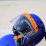 雪合戦用ヘルメット
