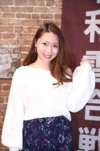 雪合戦プロモーションモデル Ms Snow Magic 山口ミカさん